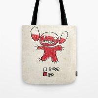 Stitch Good&bad Meter...… Tote Bag
