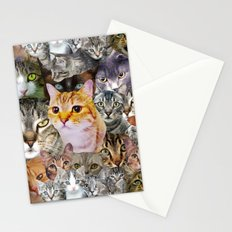 CATS!  Stationery Cards