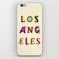 Los Angeles iPhone & iPod Skin