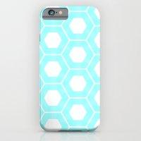 Nieuwland Powder Blue He… iPhone 6 Slim Case