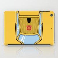 Transformers - Sunstreaker iPad Case