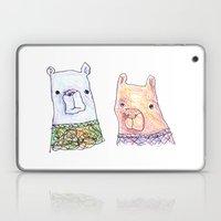 Backhand Bears Laptop & iPad Skin
