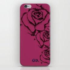 Rose' iPhone & iPod Skin