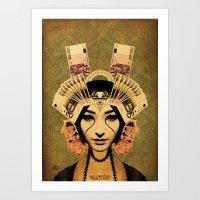 Santa Committenza Pagami… Art Print