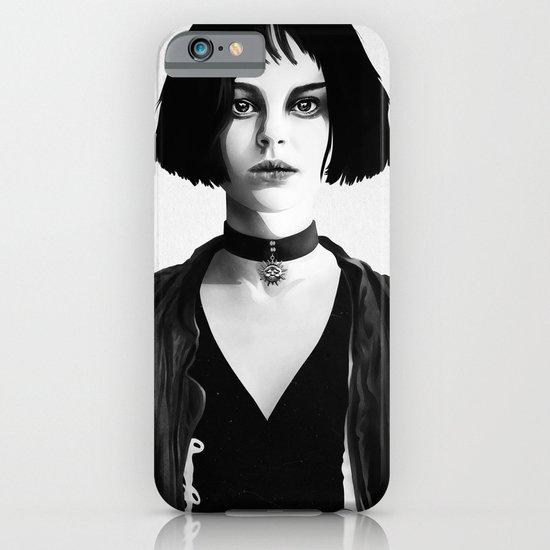 Mathilda iPhone & iPod Case