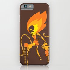 The Ghost Who Rides iPhone 6 Slim Case