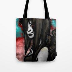 Angel Redone  Tote Bag