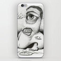280812 iPhone & iPod Skin