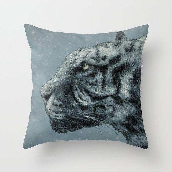 Richard Parker  Throw Pillow