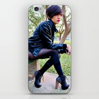 Fashion Pic iPhone & iPod Skin