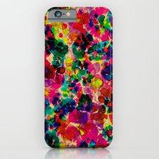 Floral Explosion iPhone 6 Slim Case