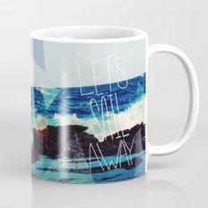 Let's Sail Away Mug