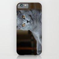 Diesel the cat 1 iPhone 6 Slim Case