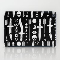 DUNGEON WEAPONS iPad Case