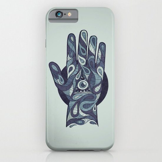 The Idle Hand iPhone & iPod Case