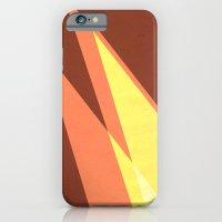 Vintage Space Poster Ser… iPhone 6 Slim Case