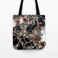 Rustic Pearls Tote Bag