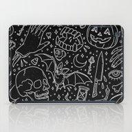Halloween Horrors iPad Case