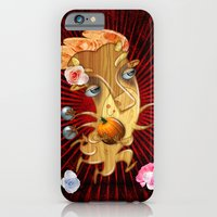iPhone & iPod Case featuring Fantastic by José Luis Guerrero