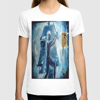 peter pan T-shirts featuring Peter Pan by ANoelleJay