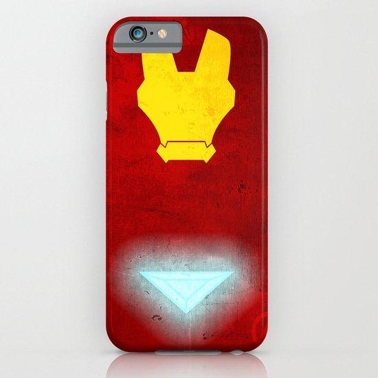 Iron Man: Avengers Movie Variant iPhone & iPod Case