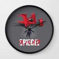 Spiegel Wall Clock
