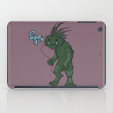 Chupacabra's Day Out iPad Case