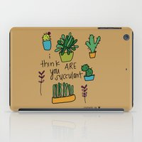 Plant Love. iPad Case