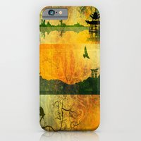 iPhone & iPod Case featuring Secluded Reflection by Robin Curtiss