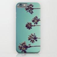 California Palm Trees iPhone 6 Slim Case