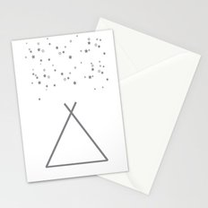 Tent Stationery Cards