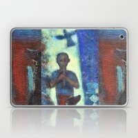 Musician Kid. Laptop & iPad Skin