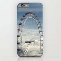 iPhone & iPod Case featuring Ride Above the Clouds by Istvan Kadar Photography