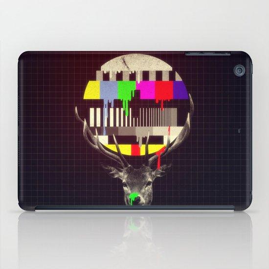 No signal iPad Case