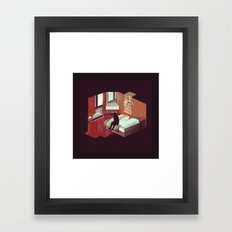 Rooms Framed Art Print