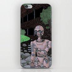 almost human iPhone & iPod Skin