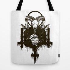 Satan Tote Bag
