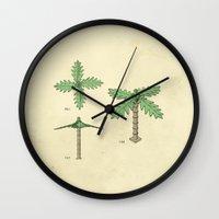 Lego Tree Wall Clock