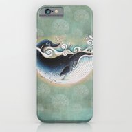 The Blue Whale iPhone 6 Slim Case