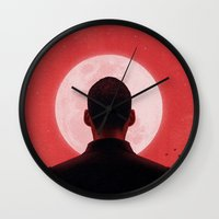 Byronic I Wall Clock