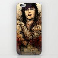 Kat Von D iPhone & iPod Skin