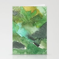 Aerial View 4 Stationery Cards