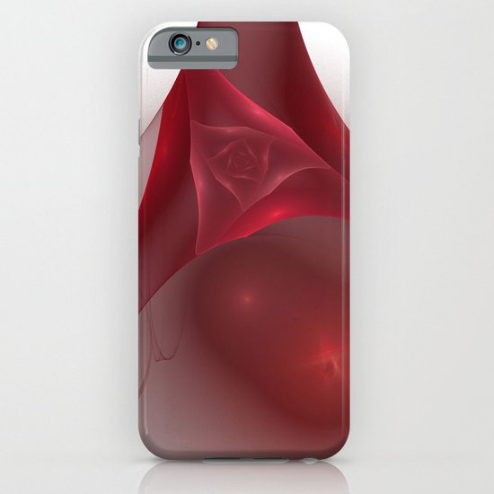 Rose Fractal iPhone & iPod Case