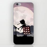 Dalek Kid iPhone & iPod Skin
