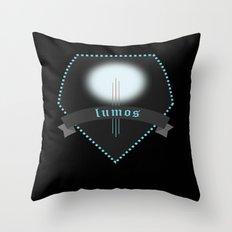 lumos Throw Pillow