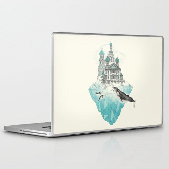 st peters-burg Laptop & iPad Skin
