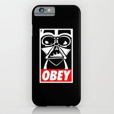 Obey Darth Vader - Star Wars iPhone 6 Slim Case