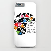 Colored Shapes iPhone 6 Slim Case