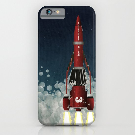 Thunderbird 3 iPhone & iPod Case
