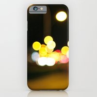SUMMER LIGHTS iPhone 6 Slim Case